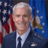 """Lieutenant General (ret) Robert P. """"Bob"""" Otto"""