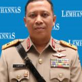 Brigjen Pol Lotharia  Latif, Director at Indonesia Marine Police