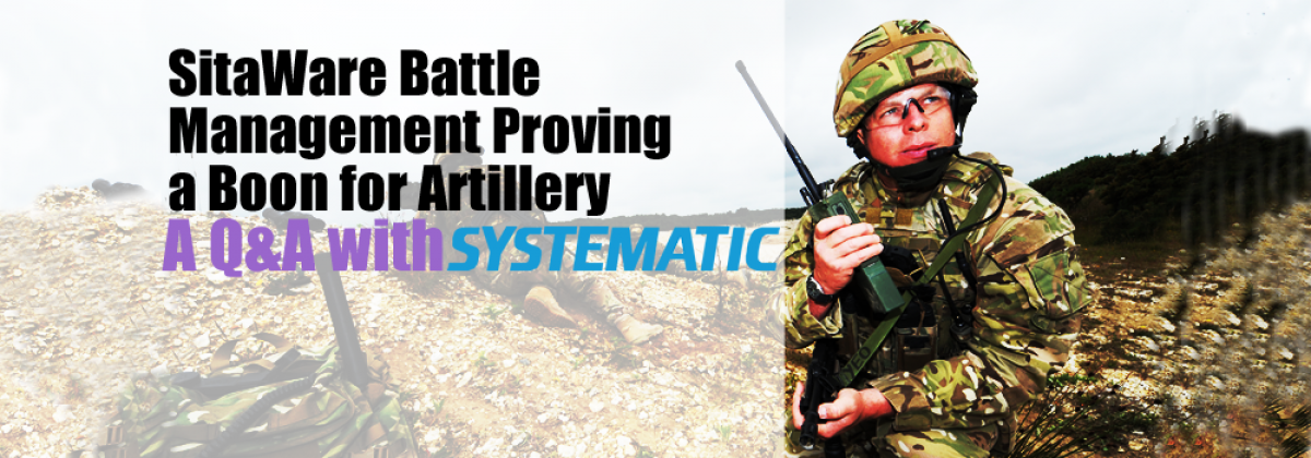 SitaWare Prooving a Boon for Artillery B