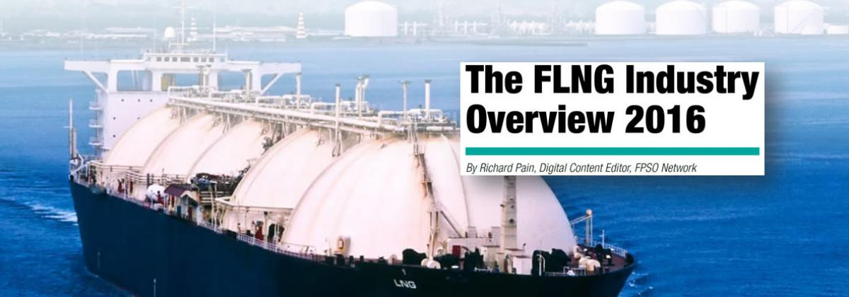 FLNG Industry Overview 2016