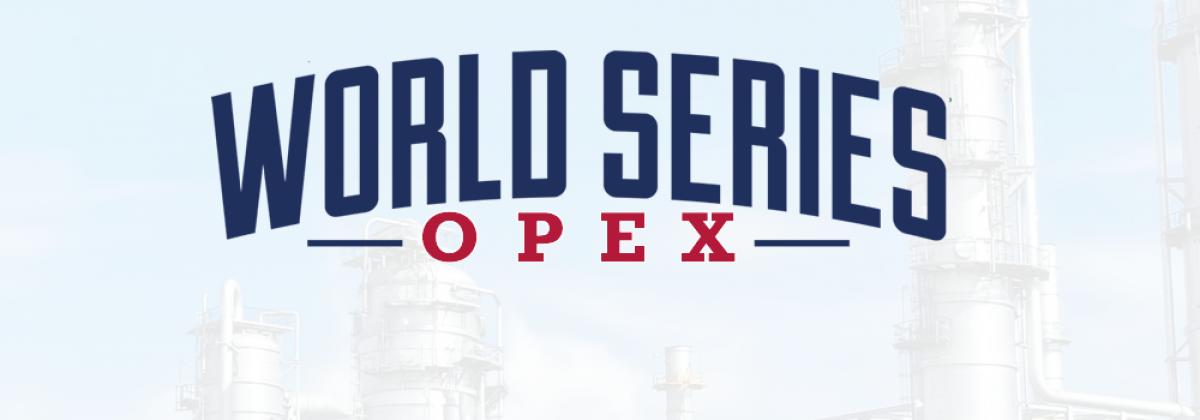 OPEX WORLD SERIES STAGE