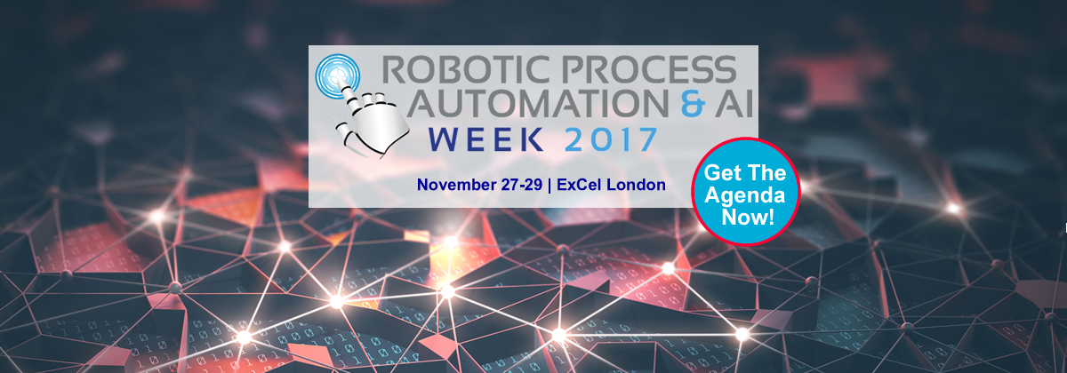 Robotic Process Automation & AI Week 2017
