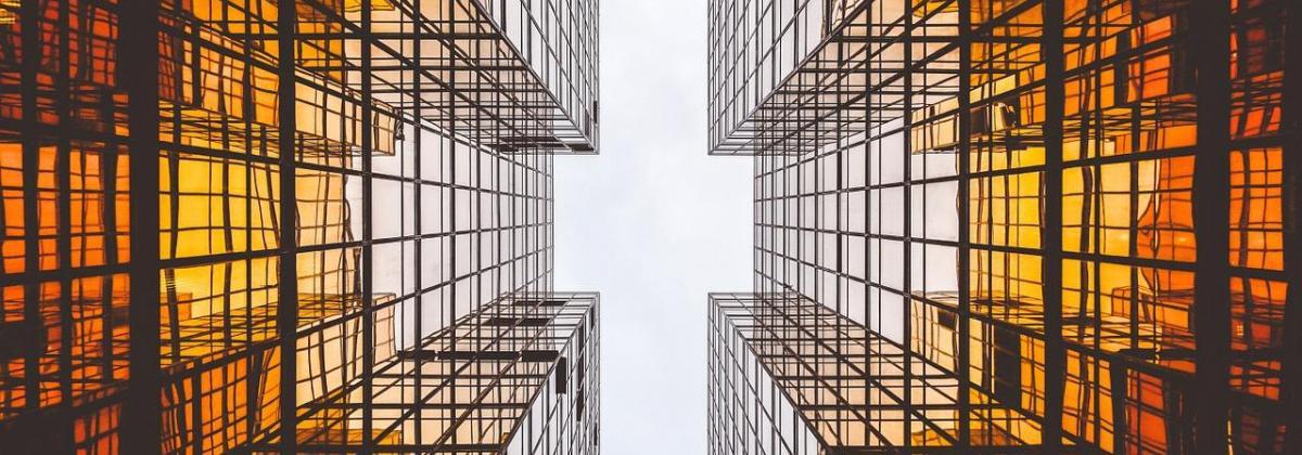 Sky scrapper building