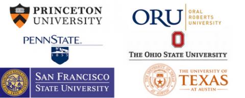 leading universities