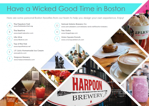 Things to Do in Boston Page