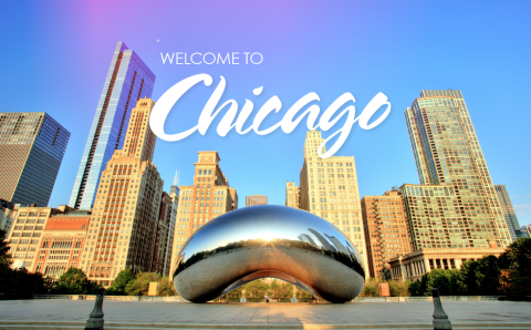 Chicago Bean Photo