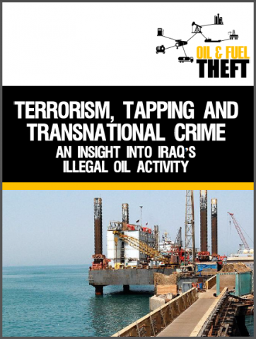 Front cover image of Terrorism, Tapping & Transnational Crime: An Insight into Iraq's Illegal Oil Activity