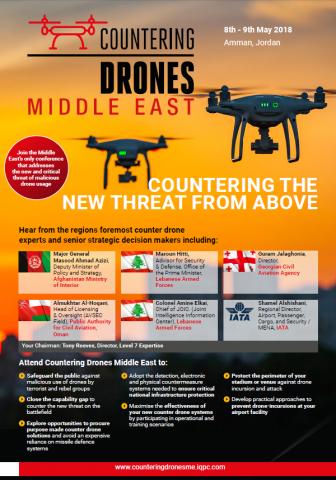 Drones brochure