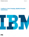 Leading In a Fast-Changing, Digitally Disruptive Environment