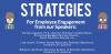 Higher Education Employee Engagement