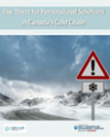 The Thirst for Personalized Solutions in Canada's Cold Chain