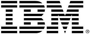 IBM Logo Black