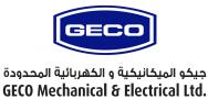 GECO Mechanical and Electrical Ltd. Logo