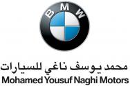 BMW and Mohamed Yousuf Naghi Motors