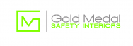 Gold Medal Safety Interiors Logo