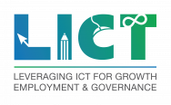 Leveraging ICT for Growth, Employment and Governance (LICT)