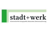 Stadt + Werk Logo