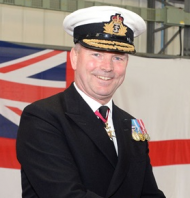 Vice Admiral Alan Richards (Ret)