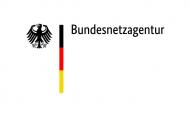 Bundesnetzagentur für Elektrizität, Gas,  Telekommunikation, Post und Eisenbahnen Logo