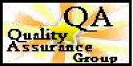 The Pharmaceutical Quality Assurance Group (QA/QC) Logo