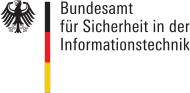 German Federal Office for Information Security (BSI) Logo