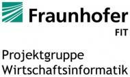 Fraunhofer FIT, Rechts- und Wirtschaftswissenschaftliche Fakultät, Universität Bayreuth Logo