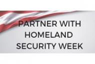 Partner with Homeland Security Week Logo