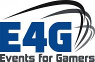 Events for Gamers (E4G) Logo