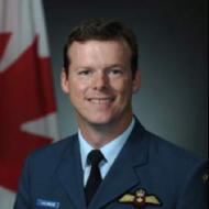 Brigadier General Michel Lalumiere