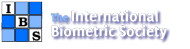 International Biometric Society Logo