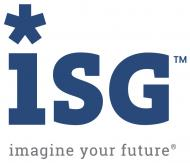 Information Services Group (ISG) Logo