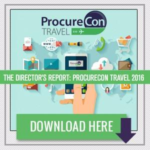 THE DIRECTOR'S REPORT: PROCURECON TRAVEL 2016