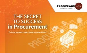 The Secret to Success in Procurement