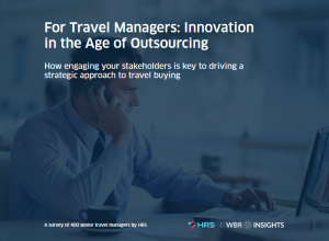 For Travel Managers: Innovation in the Age of Outsourcing