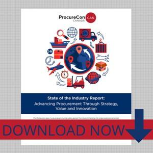 ProcureCon Canada 2017 State of the Industry Report