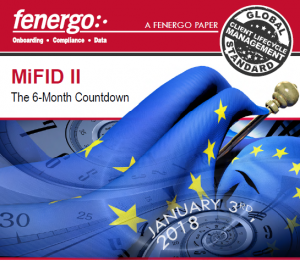 MiFIDII 6 Month Countdown by Fenergo