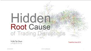 Hidden Root Cause of Trading Disruptions