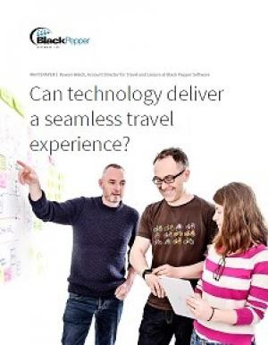 Black Pepper: Can technology deliver a seamless travel experience?