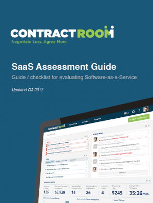 ContractRoom: SaaS Assessment Guide