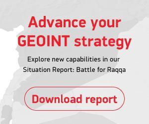DigitalGlobe Situation Report – Monitoring the Battle for Raqqa Using SecureWatch