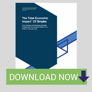 Forrester Case Study: Total Economic Impact of Simplee