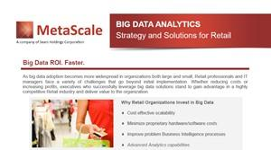 Big Data Analytics: Strategy and Solutions for Retail