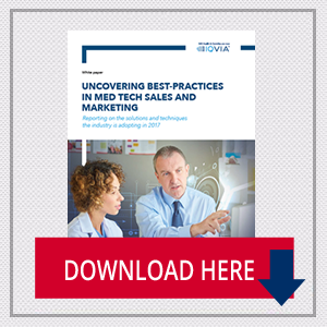 Uncovering Best-Practices in Med Tech Sales and Marketing