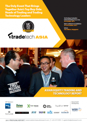 Asian Equity Trading & Technology Report