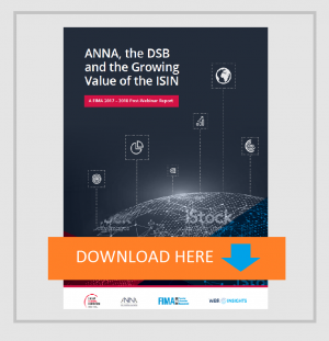 ANNA, the DSB and the Growing Value of the ISIN