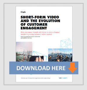 Short-Form Video and the Evolution of Customer Engagement