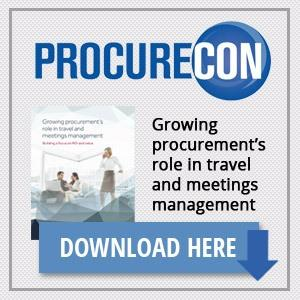 Growing Procurement's Role in Travel and Meetings Management
