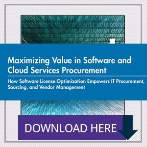 Maximizing Value in Software and Cloud Services Procurement
