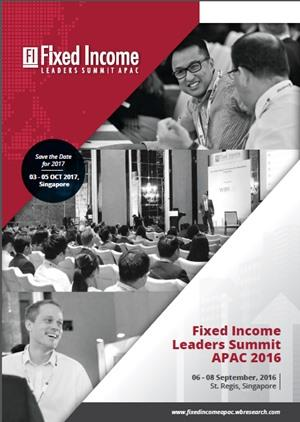 Post Show Report: Fixed Income Leaders Summit 2016
