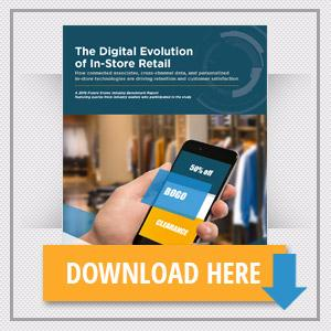 The Digital Evolution of In-Store Retail: A 2018 Future Stores Benchmark Report